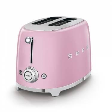 Smeg TSF01PKEU Toaster