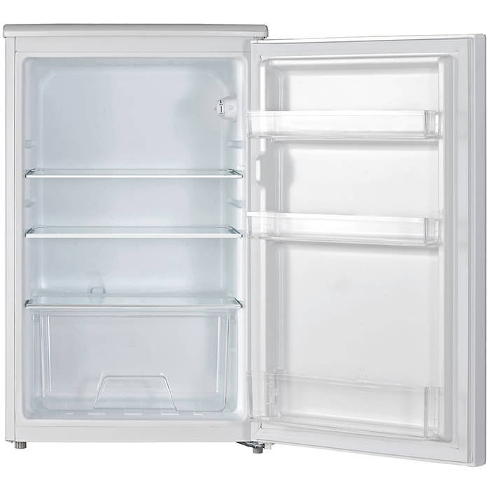 Lec L5017W Freestanding undercounter fridge 1