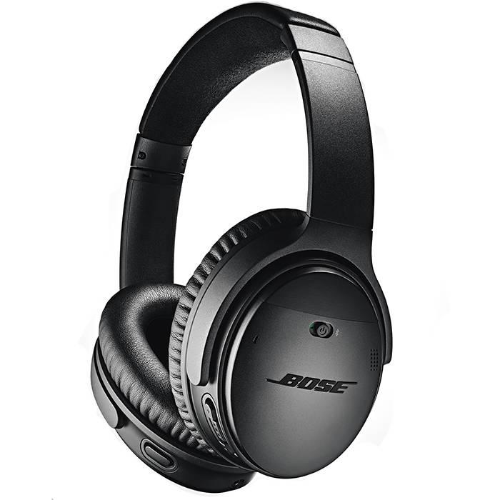 QuietComfort 35 II Bose Wireless Bluetooth Headphones Norwich Black 1