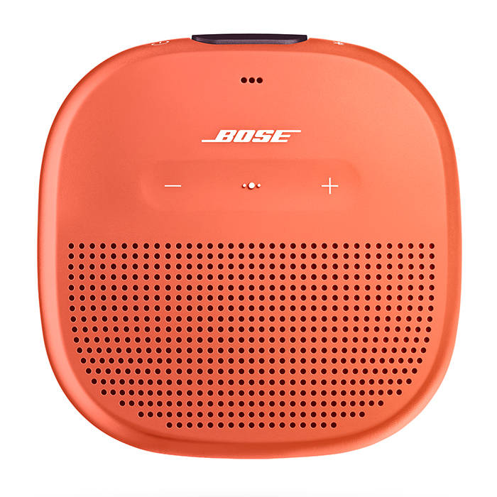 SoundLink Micro Bluetooth Speaker Orange Norwich 1