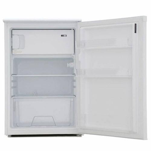 Lec r5517 Fridge with ice box - white