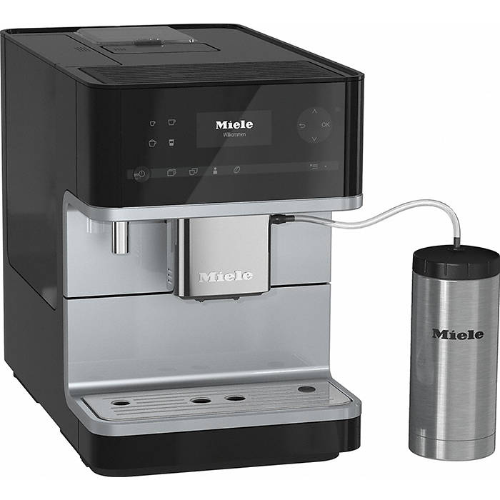 CM 6350 Countertop Miele Coffee Machine Bean to Cup 1