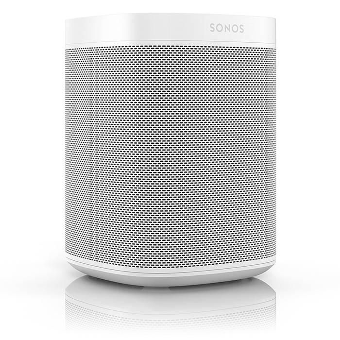 Sonos One with Amazon Alexa in White 1