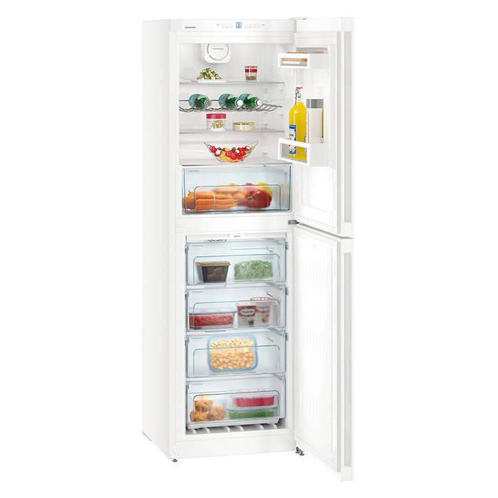 CN4213 Liebherr Freestanding Fridge Freezer NoFrost 1
