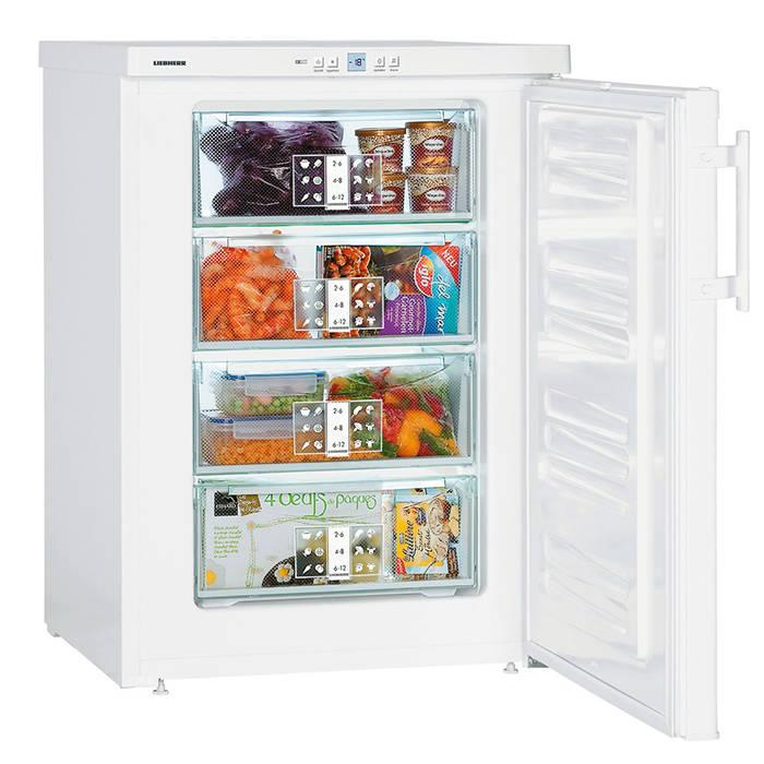 GP1476 Liebherr Freezer 4 drawers 1