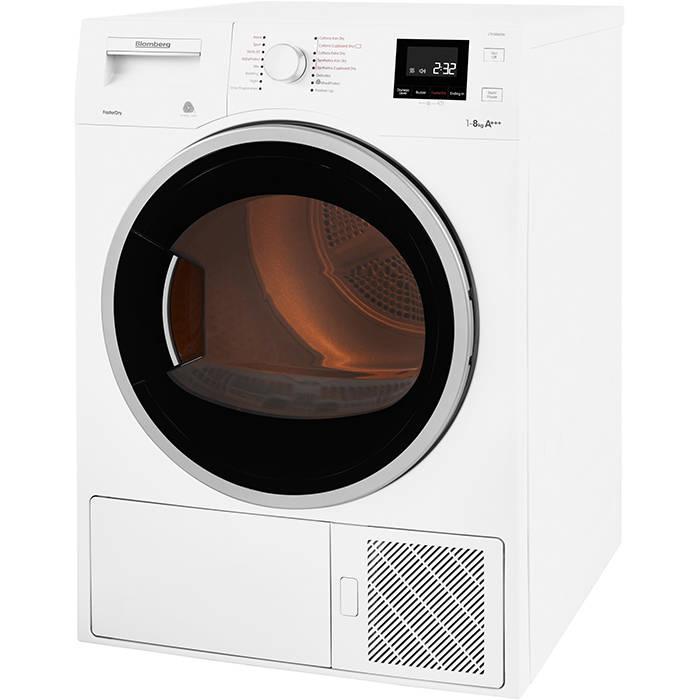 LTH3842W Blomberg Tumble Dryer 8kg load 1