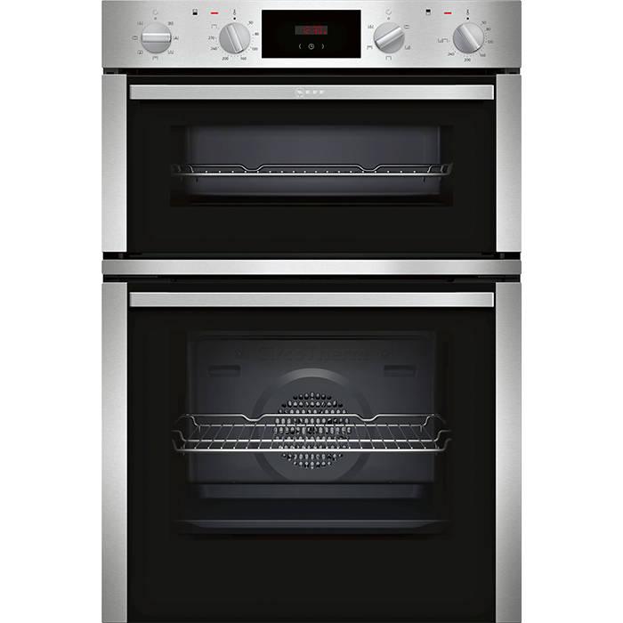 U1DCC1BN0B Neff Built in Double Oven 1