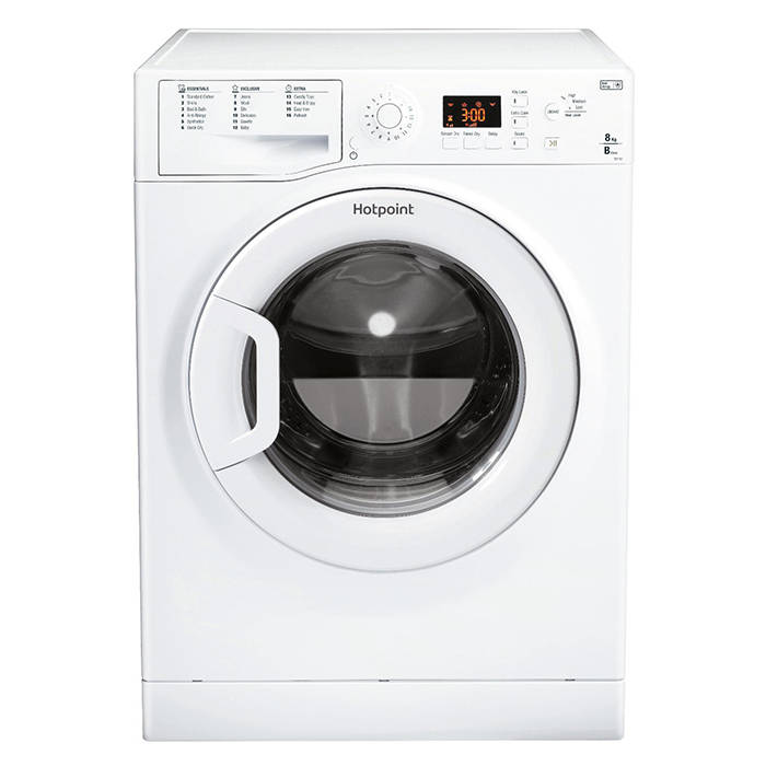 ECF87BP Hotpoint tumble dryer 8kg load 1