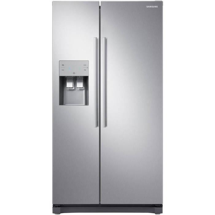 Samsung-RS50N3513SL-American-Fridge-Freezer-1