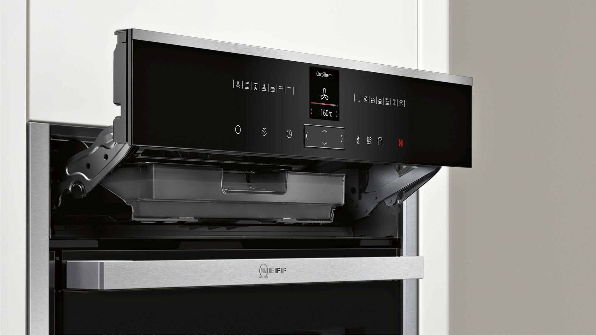 Neff Hide and slide oven - vario steam - GBBO