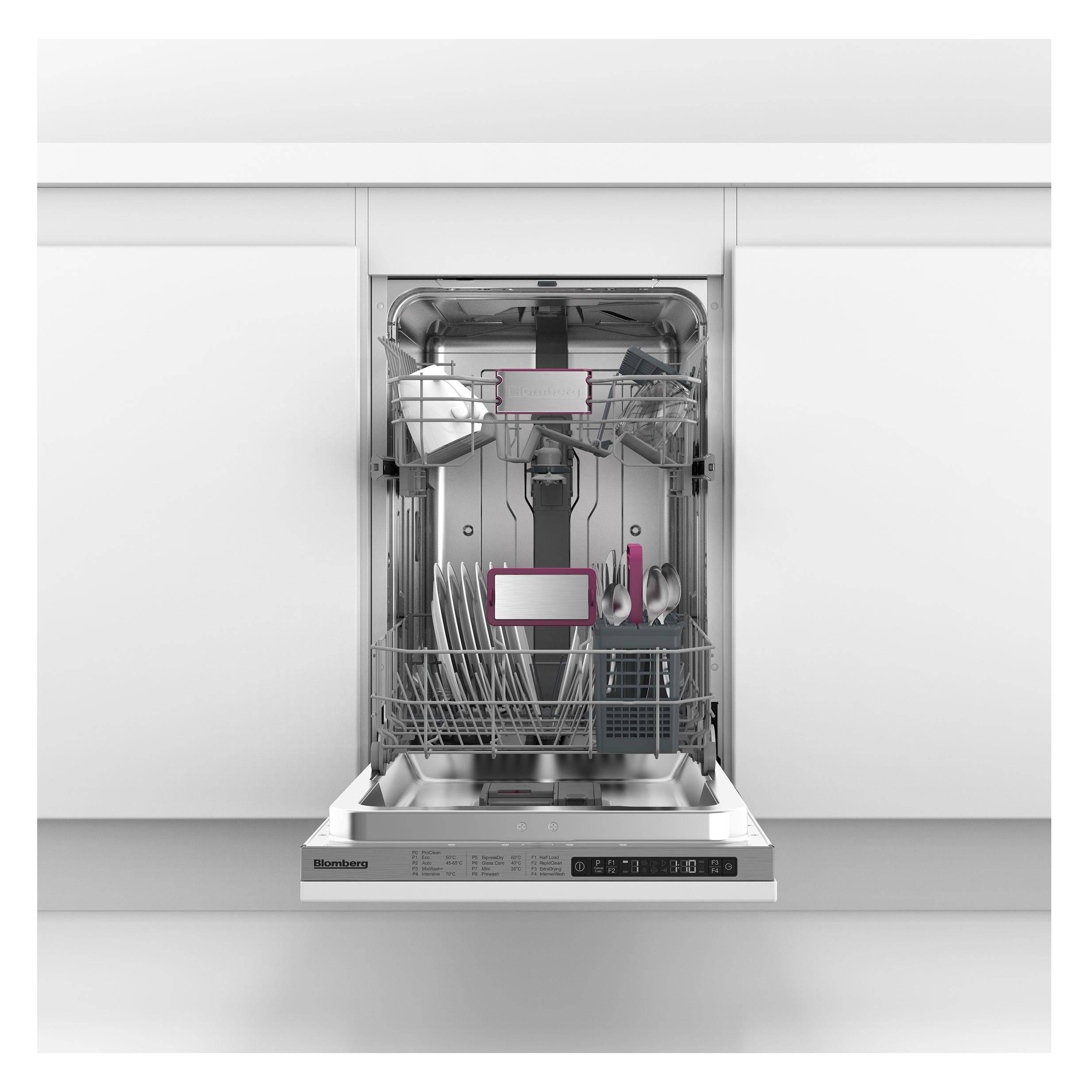 Blomberg LDV02284 Integrated slimline dishwasher