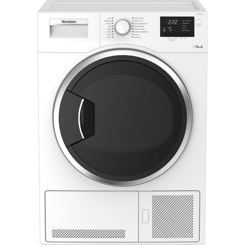 Blomberg LTK21003W Condenser Tumble Dryer