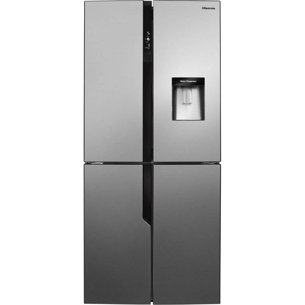 Hisense RQ560N4WC1 Amercian Style Fridge Freezer