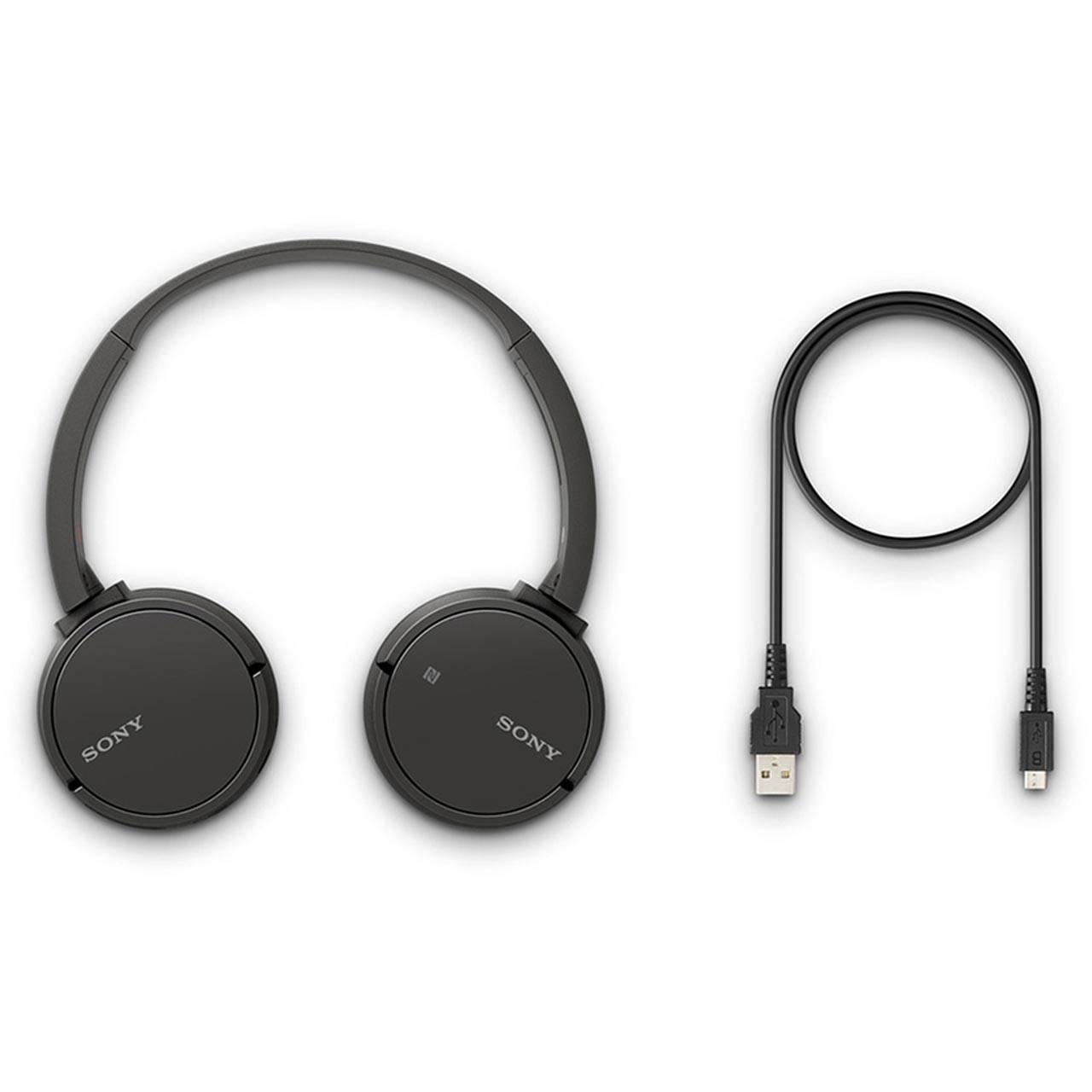 Sony WHCH500B Headphones