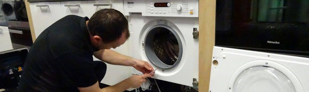 Miele washing machine repair with Gerald Giles
