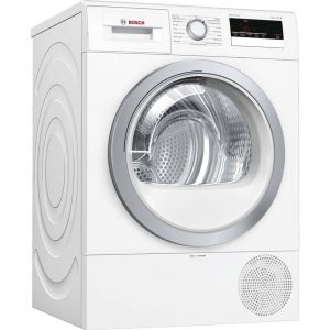 Bosch WTR85V21GB8Kg Heat Pump Tumble Dryer