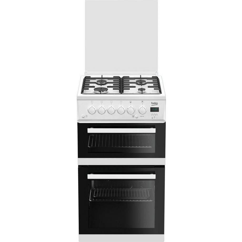 Beko EDG506W Cooker