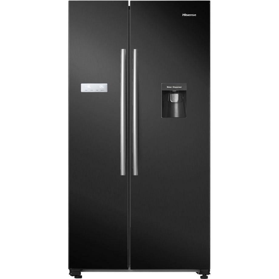 Hisense RS741N4WB11 American Style Fridge Freezer