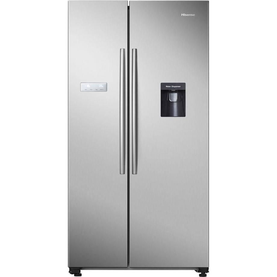 Hisense RS741N4WC11 American Style Fridge Freezer