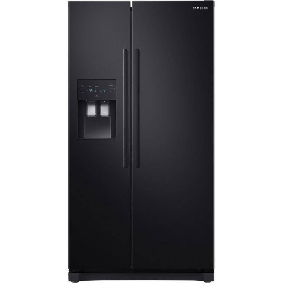 Samsung RS50N3513BC American Fridge Freezer