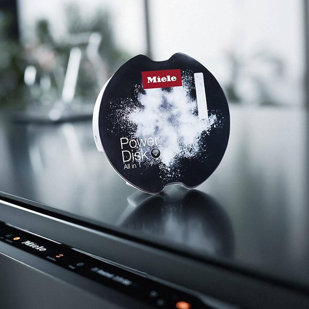 Miele power disk autodos dishwasher detergent