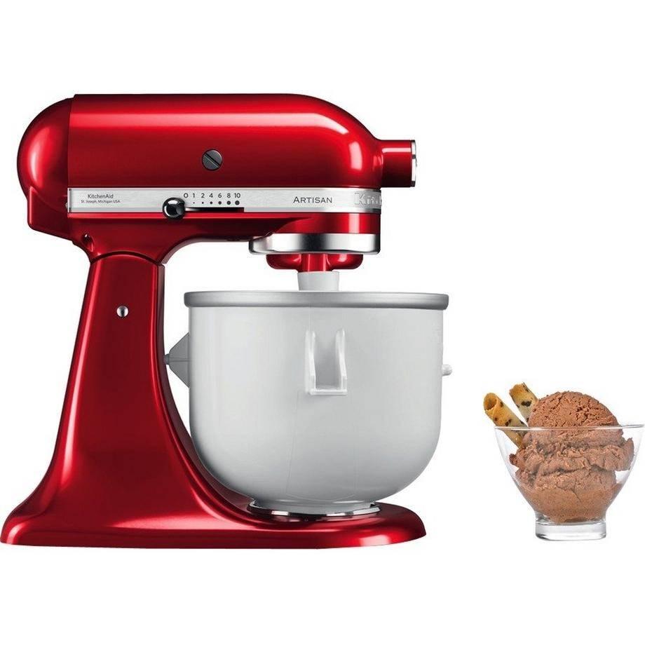 KitchenAid 5KICA0WH Ice Cream Maker