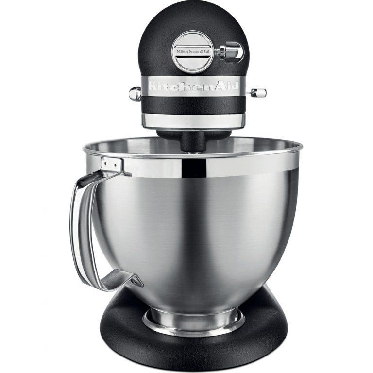 KitchenAid Cast iron black stand mixer