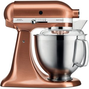 Copper KitchenAid stand mixer