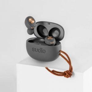 Sudio Tolv Grey headphones