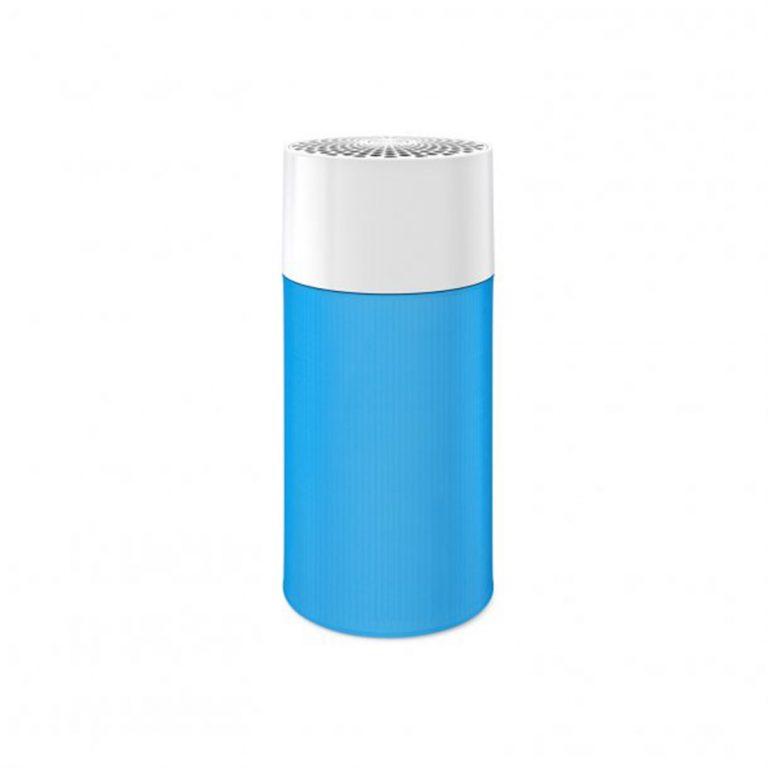 Blue air purifier