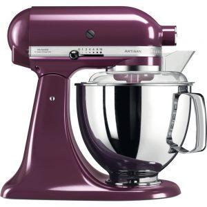KitchenAid Boysenberry stand mixer