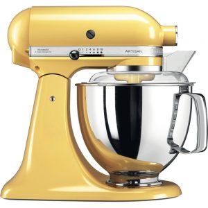 kitchenaid majestic yellow Artisan Mixer 175