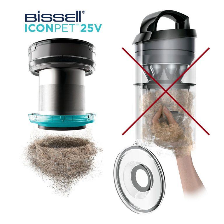Bissell Icon Pet vacuum cleaner