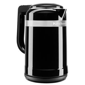 KitchenAid Design Jug Kettle - 1.5 litre - Onyx Black