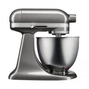 KitchenAid Mini stand mixer - Contour Silver