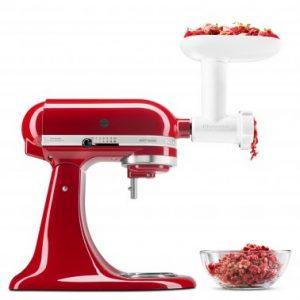 Kitchenaid food grinder attachment - 5KSMFGA
