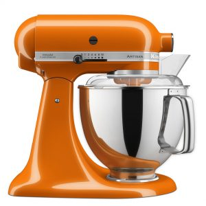 KitchenAid 175 stand mixer in Honey new for 2021