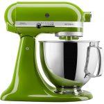 Matcha Green KitchenAid standmixer 175