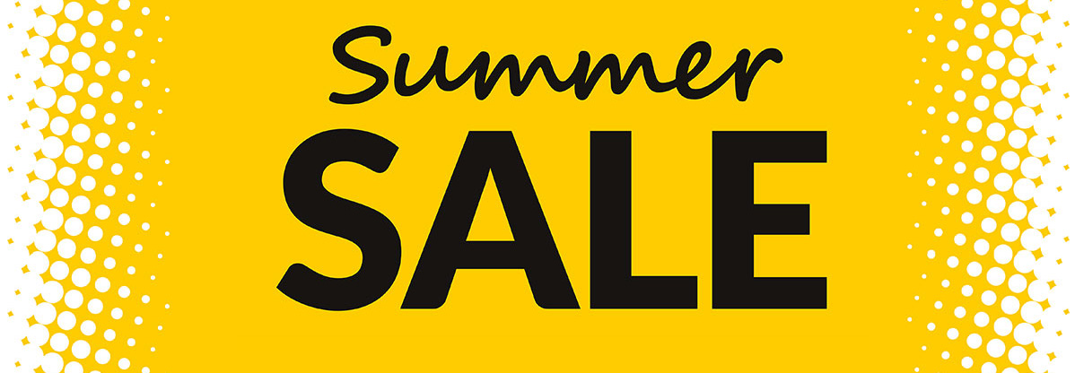 Summer Sale at Snellings Gerald Giles