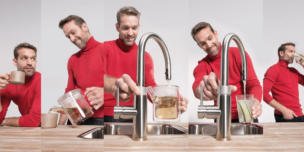 Quooker Taps at Gerald Giles