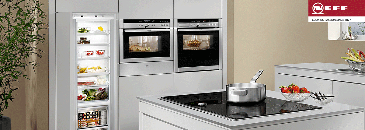 Attirant Neff Kitchen Appliances In Norwich