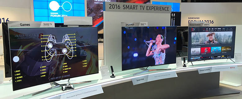 Samsung things and Smart things for 2016