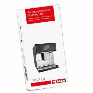 Miele 5626080 Descaling Tablets For Coffee Machine 07616440