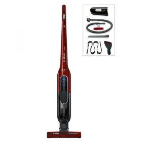 Bosch 25.2v Cordless Upright Athlet Vacuum Cleaner - BCH625K2GB