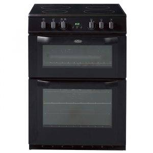 Belling FSE60DOP Double Electric Oven Freestanding 60cm Ceramic