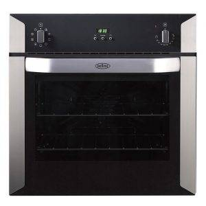 Belling BI60MF A Rated Multifunction Single Electric Oven