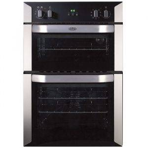 Belling BI90MF Electric Built-in Double Oven