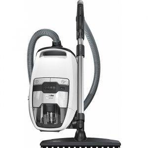 Miele Blizzard CX1 Comfort Bagless cylinder vacuum cleaner with wireless handle controls