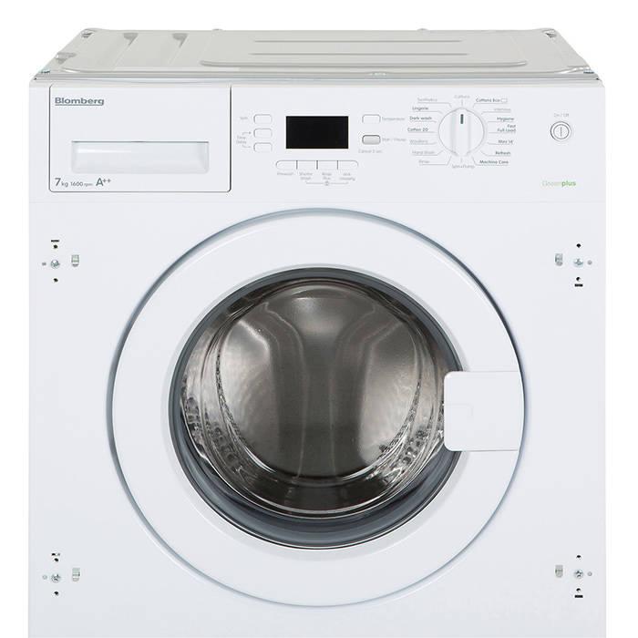 Blomberg Wmi7462w20 7kg 1600 Spin Built In Washing Machine