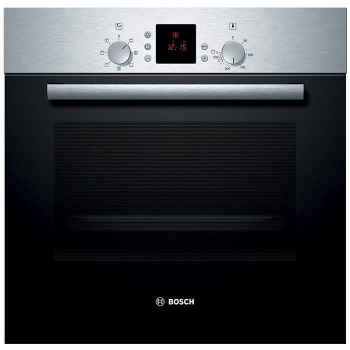 Bosch Hbn531e1b Built In Multifunction Fan Single Oven